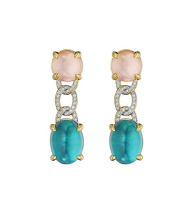 """GIARDINO DI GIOIE"" EARRINGS"