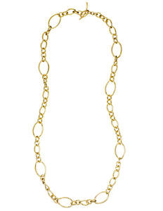 STELLA COLLECTION GOLD NECKLACE