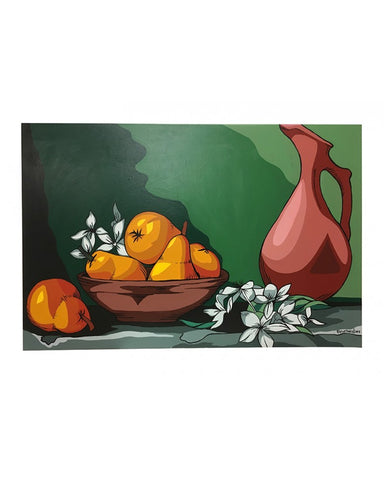HELP IS ON THE WAY - Still Life Print
