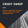 Full Credit Sweep WITHOUT PAYING $1500 + Agency Fee!
