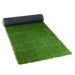 Artificial Grass Ultimate Quality by Delhidirect, High Density Artificial Grass Turf For Balcony, Lawn Fake Grass,Thick Synthetic Turf, Artificial Grass Doormat, Grass Carpet Mat (6.5 * 2 Feet = 13 Sq. Feet)