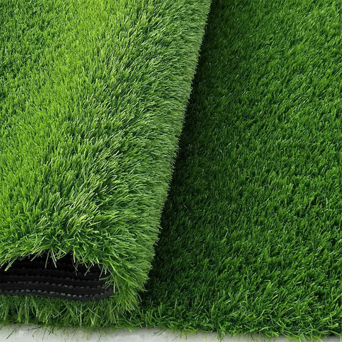 Ultimate Quality Grass by Delhidirect | High Density Artificial Grass | grass Turf For Balcony | Artificial Grass Doormat | Grass Carpet Mat (6.5 ft x 5 ft)