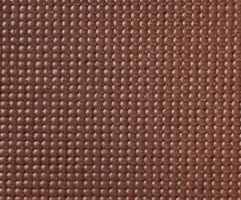 Obsessions Anti-Skid 5 mm Yoga Mats Large With Brown Color 80x173 cm