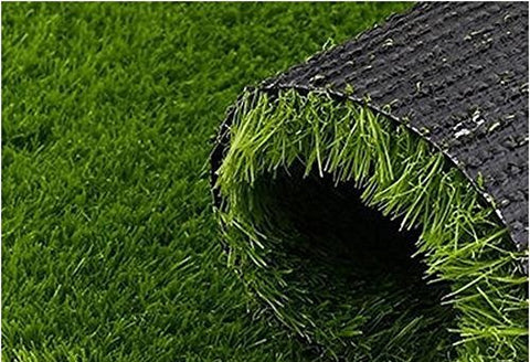 Ultimate Quality Grass by Delhidirect | High Density Artificial Grass | grass Turf For Balcony | Artificial Grass Doormat | Grass Carpet Mat (6.5 ft x 8 ft)