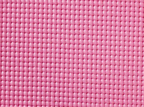 Obsessions Anti-Skid 5 mm Yoga Mats Large With Pink Color 80x173 cm