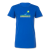 2014 Member's Bombduders Women's Shirt - Royal Blue