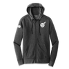 Giant Bomb - New Logo - New Era Zippered Hooded Sweatshirt