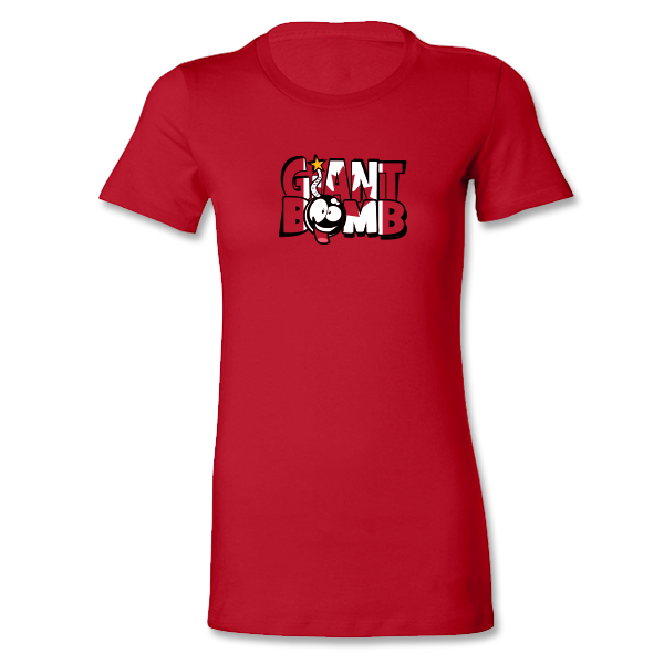 Giant Bomb Canada Women's Shirt