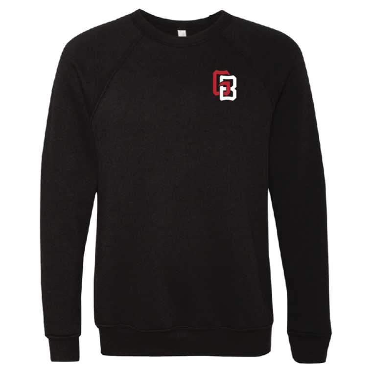 Giant Bomb - Interlocking Crew Neck Sweatshirt