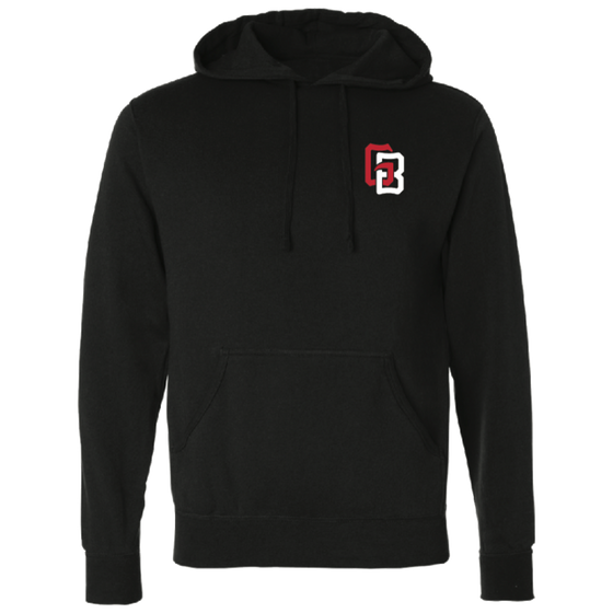 Giant Bomb - Interlocking Hooded Sweatshirt