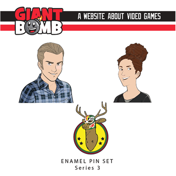 Enamel Pin Set - Series 3