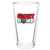Giant Bomb - New Logo Pint and Shot Glass Gift Set