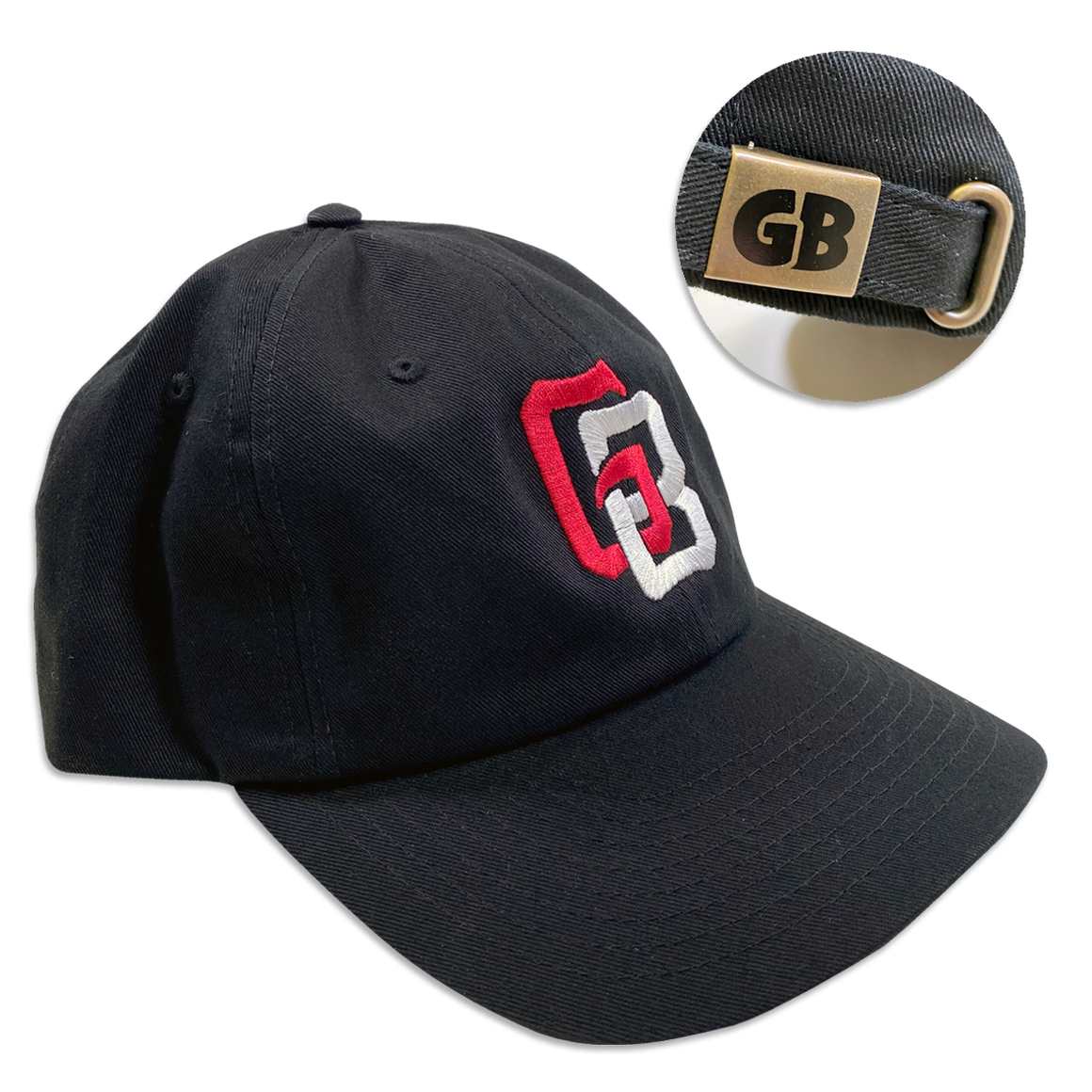 Giant Bomb - Interlocking Dad Hat 2020