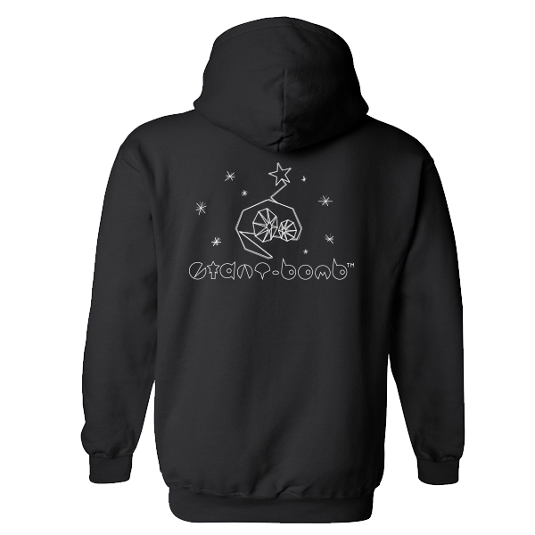 Giant Bomb Glow-in-the-Dark Hoodie