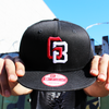 Giant Bomb - Interlocking - New Era Snapback Hat