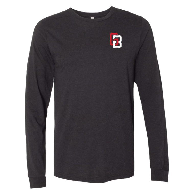 Giant Bomb - Interlocking Long Sleeve Shirt