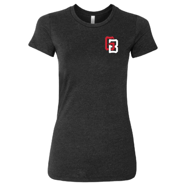 Giant Bomb - Interlocking Women's Shirt
