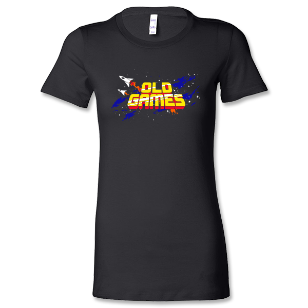 Giant Bomb Old Games Women's Shirt