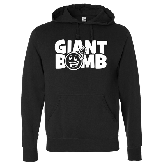 Giant Bomb - New Logo Pullover Hoodie