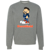 Giant Bomb - Gerstfield Crewneck - Gunmetal Heather
