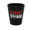 Giant Bomb Shot Glass