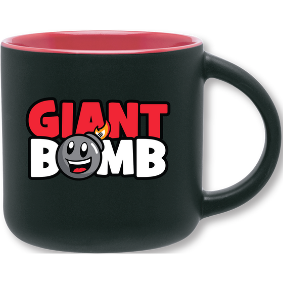 Giant Bomb - New Logo - Ceramic Mug