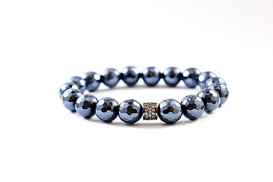 Midnight Black Bracelet