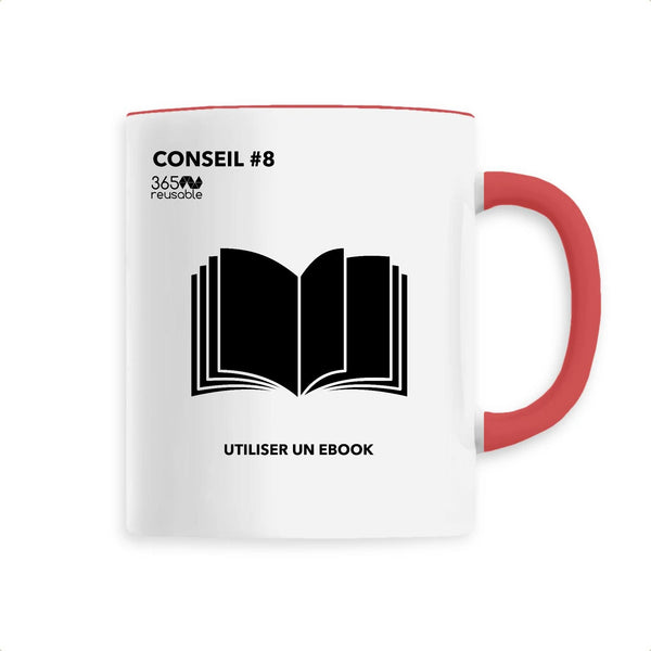 MUG #8 UTILISER UN EBOOK-365 REUSABLE