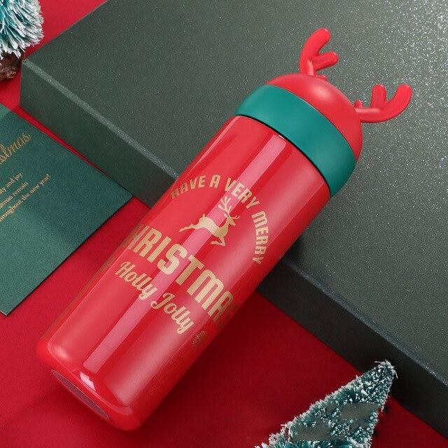 Bouteille thermos collection de NOEL