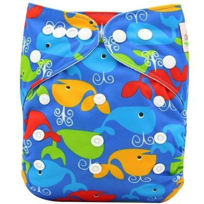 Couche lavable Cartoon Baby Love - 365 reusable
