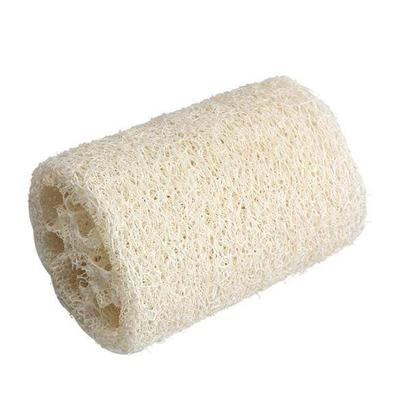 Lot de 3 éponges Luffa exfoliantes - 365 reusable