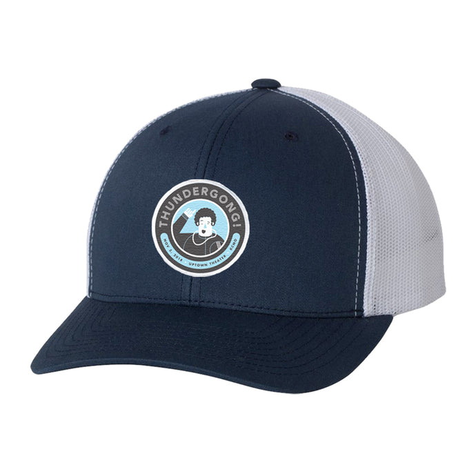 Vance Patch Retro Trucker Cap