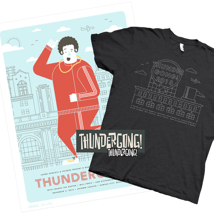 T-shirt / Poster Bundle