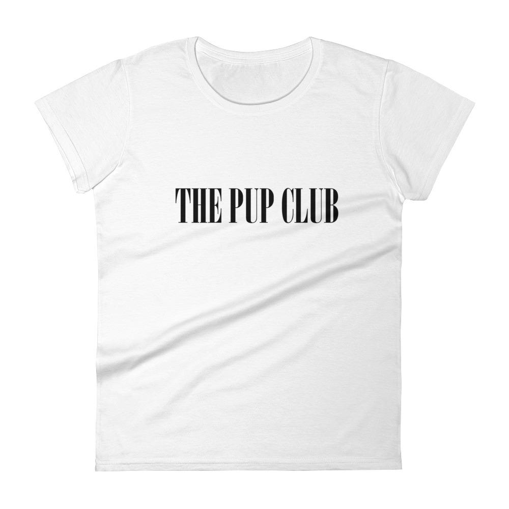 The Pup Club Tee for Women