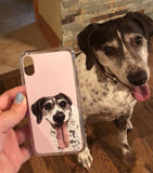 Custom pet phone case - Phone Case - office-posters-and-frames