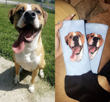 Custom Socks for Pet lovers - All Over Prints - office-posters-and-frames