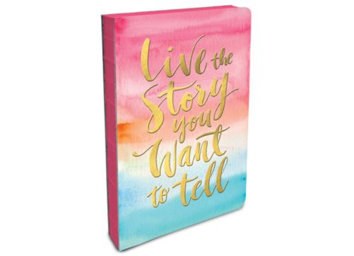 Live the Story Journal
