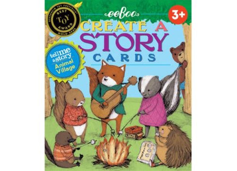 Create a Story Animal Village
