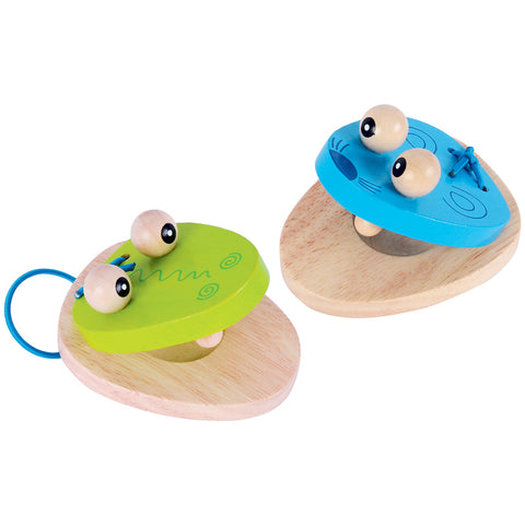 Castanets Natural