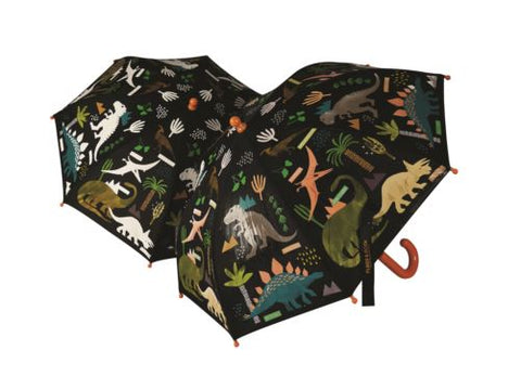 Colour Change Umbrella Dinosaur