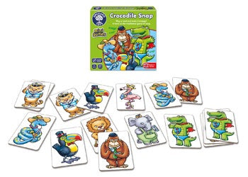 Orchard Mini Games- Crocodile Snap