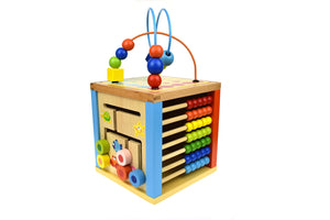 Play Centre Cube