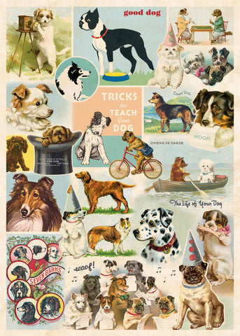 Poster/Wrap - Dog Collage