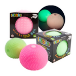 Smooshos Jumbo Spiky Glow in the Dark Ball