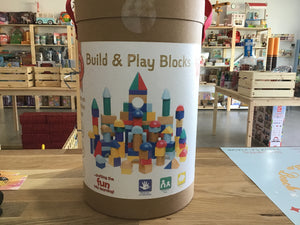 Build & Play Blocks 100 pc