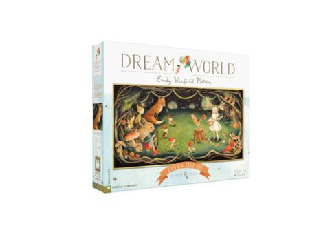 Dream World - Elven Dream 80 pc Puzzle