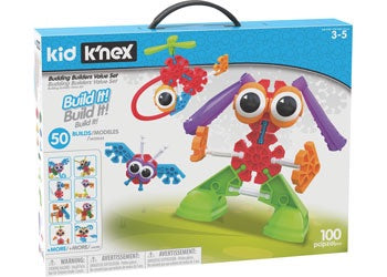 Kid K'nex- Budding Builders