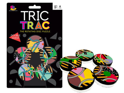 Tric Trac - Rotating Puzzle