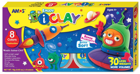 Iclay 8  Colours