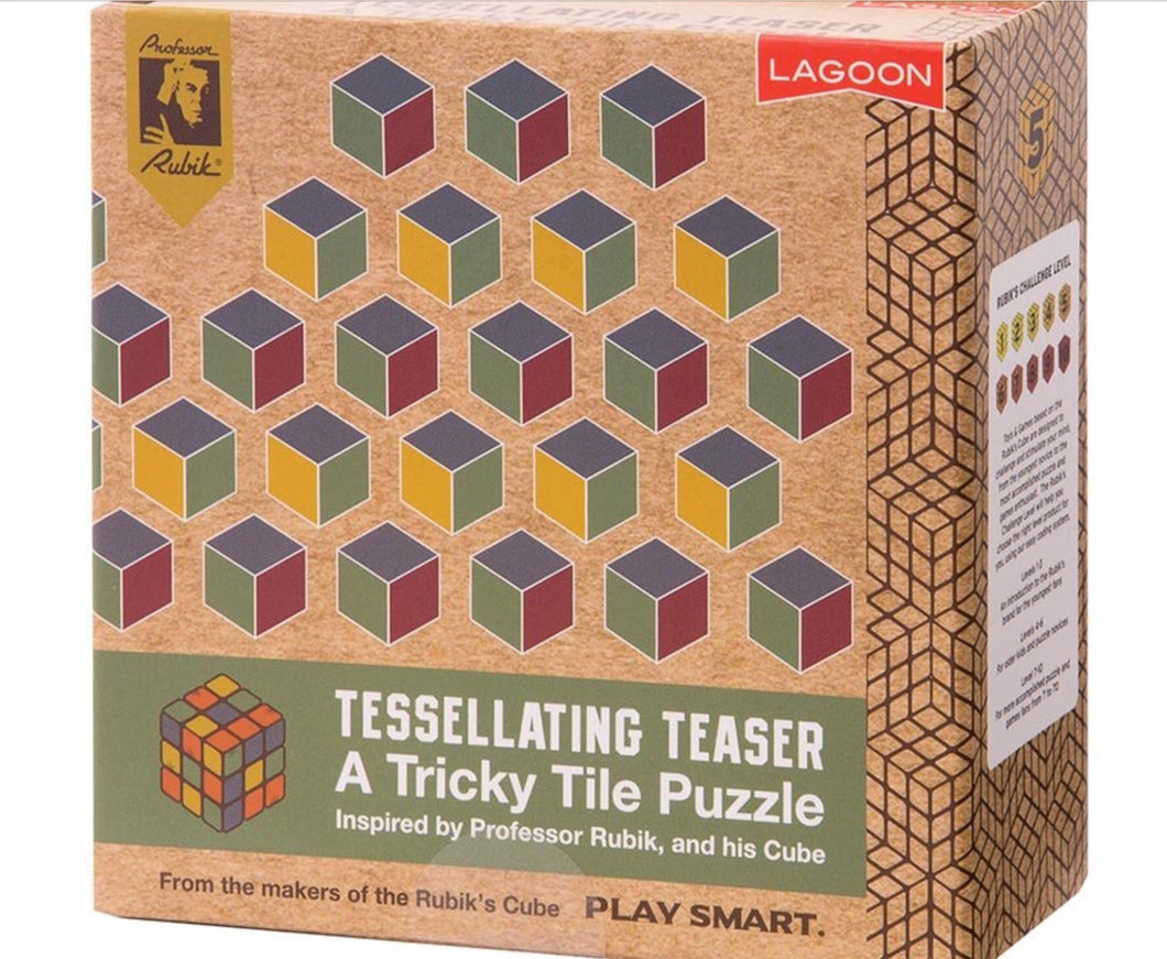 Tessellating Teaser- A Tricky Tile Puzzle